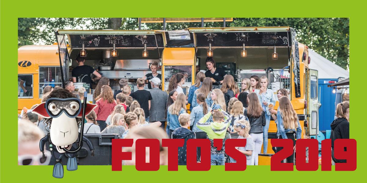Avond van Andijk, Dijkpop Festival, The Locals